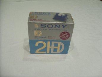 Sony 3,5 Disketter 10-pack 1,44 MB PC & Mac Nya och inplastade! - överkalix - Sony 3,5 Disketter 10-pack 1,44 MB PC & Mac Nya och inplastade! - överkalix