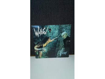 Waysted - Vices, vinyl LP
