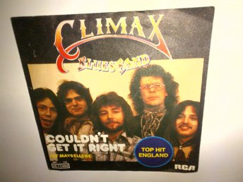 Climax Blues Band - Couldn't Get It Right, vinyl EP