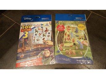 Stickers set (Drömmarnas trädgård & Toystory) - Nacka - Stickers set (Drömmarnas trädgård & Toystory) - Nacka
