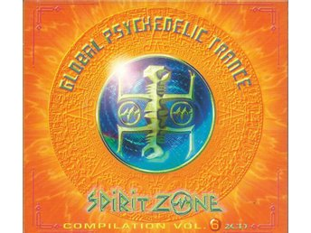 Global Psychedelic Trance - Compilation Vol.6 DIGIPACK! 2 CD