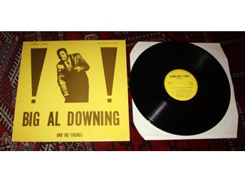 BIG AL DOWNING & His Friends Alan Freed 50's Rock rare track