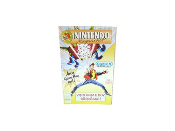 Nintendo magasinet Nr 2 1992 med power Play bilaga