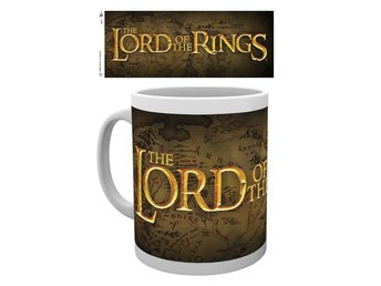 Mugg - Film - Lord of the Rings Logo (MG0763)
