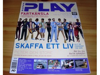 Spelmagasin: Super Play nr 77