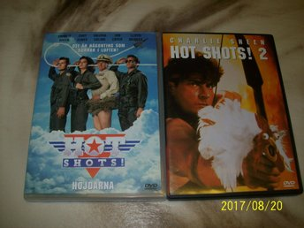 Hot Shots 1 & 2 (DVD)