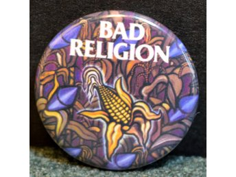 Bad Religion - badge/pin/knapp - 25 mm