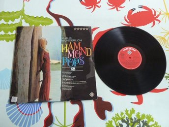 HAMMOND POPS, SO WHAT´S NEW, LP, LP-SKIVA