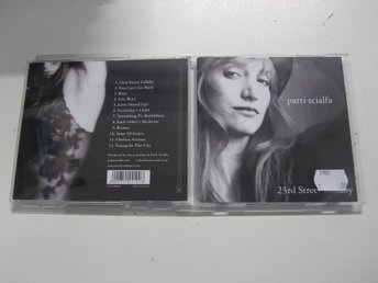 Patti Scialfa - 23 rd Street Lullaby - 2 CD