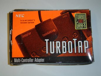 Multi Tap Turbo Grafx *NYTT*