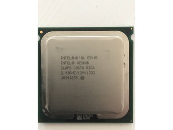 CPU Intel XEON 2.8Ghz  12m LGA771