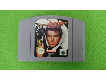 007 GoldenEye 64 N64 Nintendo 64 golden eye