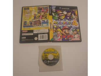 Mario Party 4 till Nintendo Gamecube! 1kr