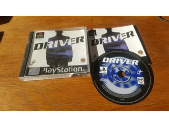 DRIVER PS1 BEG
