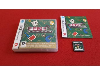 42 ALL TIME CLASSICS till Nintendo DS NDS