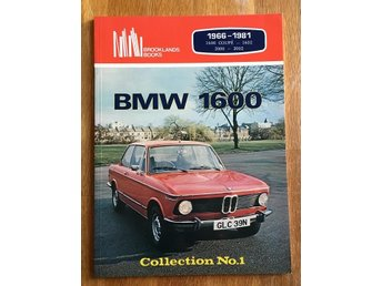 Brooklands Books - BMW 1600