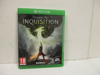 Dragon Age: Inquisition - XBOX ONE - MKT FINT SKICK!