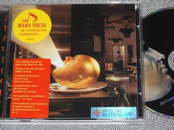 The Mars Volta - De-Loused In The Comatorium CD Special Edition