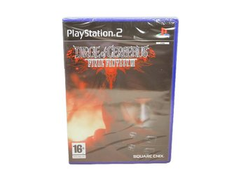 Dirge of Cerberus: Final Fantasy VII (NYTT / PS2)