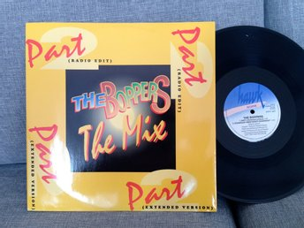 THE BOPPERS MAXI 1991 THE MIX