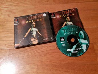 TOMB RAIDER PS1 BEG