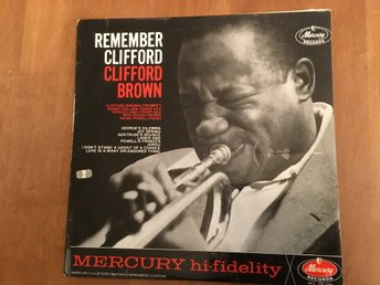 Clifford Brown. Mono. Remember Clifford. MCL 125268