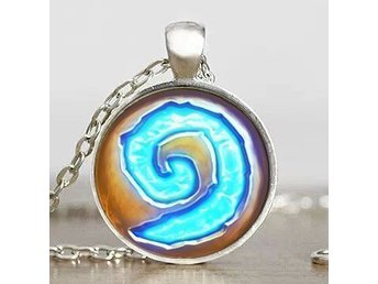 World of Warcraft halsband (necklace, cosplay, wow, julklapp, game, gamer)