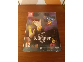 Count Lucanor Special Edition Nintendo Switch