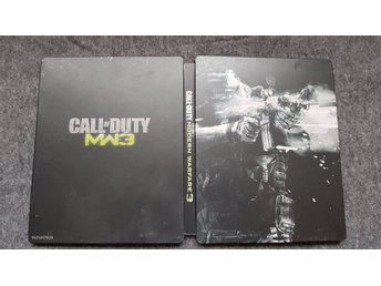 Call of Duty MW3 Steelbook