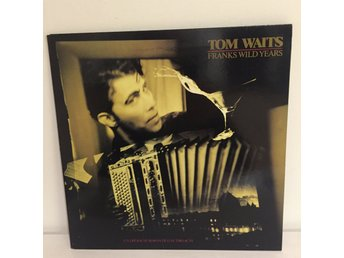 Tom Waits - Franks Wild Years  Toppex!! Lp
