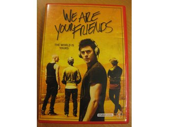 WE ARE YOUR FRIENDS - DVD 2016