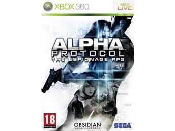 Alpha Protocol - Xbox 360 - Varberg - Alpha Protocol - Xbox 360 - Varberg