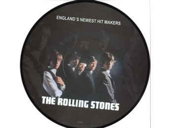Bild LP The Rolling Stones - England's Newest Hit Makers