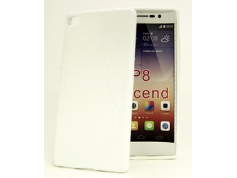 S-Line skal Huawei P8 (Vit) - Tibro / Swish 0723000491 - S-Line skal Huawei P8 (Vit) - Tibro / Swish 0723000491