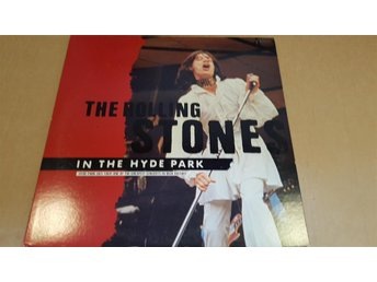 ROLLING STONES - IN THE HYDE PARK JAPAN LD