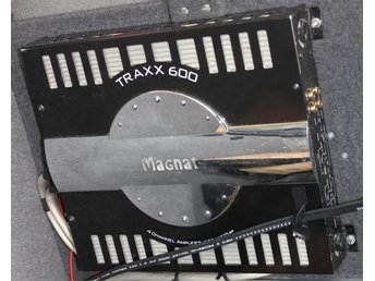 Magnat TRAXX 600 4-kanals steg - Mora - Magnat TRAXX 600 4-kanals steg - Mora