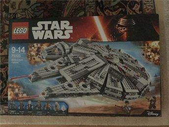Lego Star Wars 75105 Millennium Falcon - Göteborg - Lego Star Wars 75105 Millennium Falcon - Göteborg