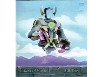 CAN - MONSTER MOVIE. LP