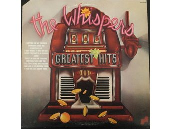 THE WHISPERS - Greatest Hits