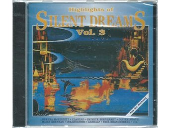 SILENT DREAMS VOL 3 ( INPLASTAT CD )