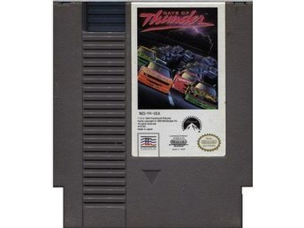 NES - Days of Thunder (USA) (Beg)