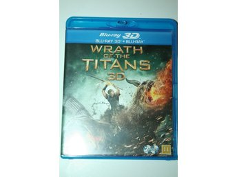 Wrath of the Titans 3D (Blu-ray 3D + Blu-ray)