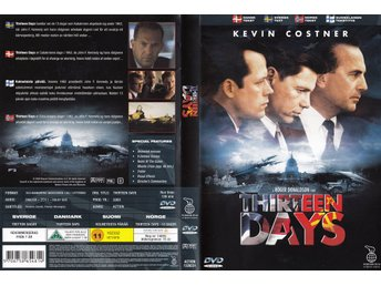 Thirteen Days 2000 DVD