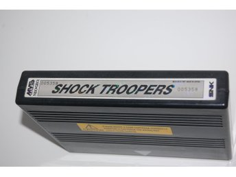 Shock Troopers - HOLO LABEL - MVS - JAP - Neo Geo