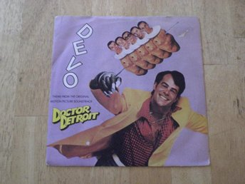 Devo - Theme From Doctor Detroit 7""
