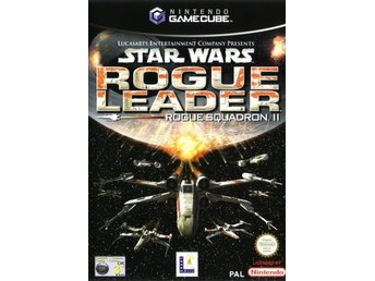 Star Wars Rogue Leader - Rohue Squadron II - Nintendo Gamecube