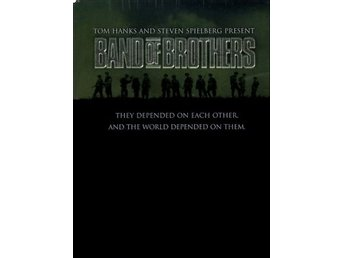 Band of Brothers (6-disc) (Steel-box) (Beg)