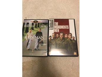 Rainmen och The monuments men