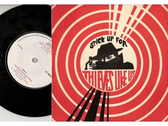Thieves Like Us – Stick Up For...- 1979 New Wave vinyl EP 45