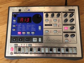 Korg Electribe EA-1, Analog Modeling Synthesizer